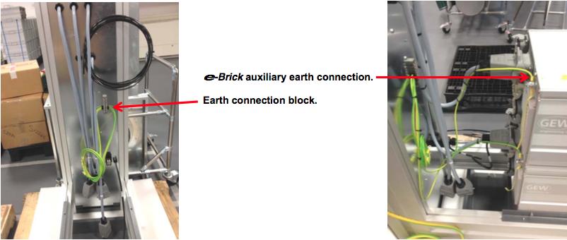 e-Brick Earthing