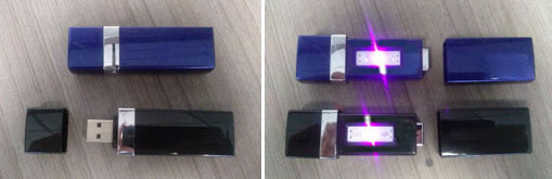 Esterilizador USB