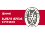 Disponemos del certificado ISO Bureau Veritas