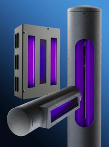 Luz negra Ultravioleta para mejoras en la industria