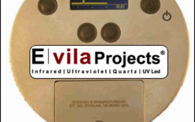 Radiometro especial UVLED