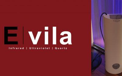 Purificadores de Aire E. Vila Projects