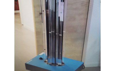 Robot Ultravioleta de E. Vila Projects