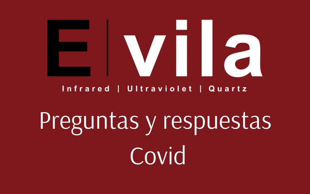 Preguntas frecuentes sobre COVID