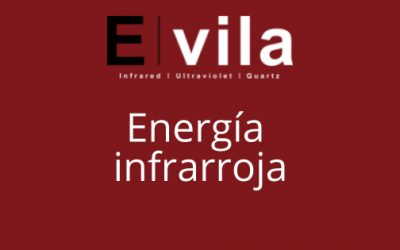 Energía Infrarroja  para procesos en la industria de materiales de embalaje