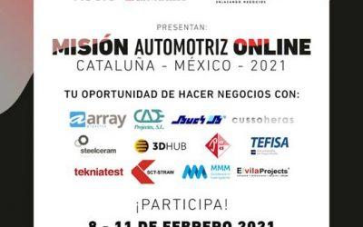 Misión Automtriz 2021 en México