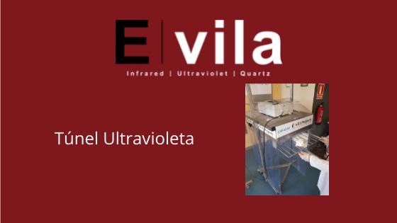 Túnel ultravioleta: desinfección segura de superficies