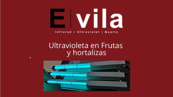 Energía Ultravioleta en frutas y hortalizas tras la cosecha